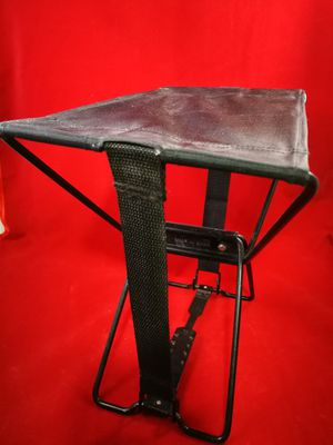 Folding camp stool for Sale in Cleveland, OH