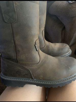 Men's work boots for Sale in Pico Rivera, CA