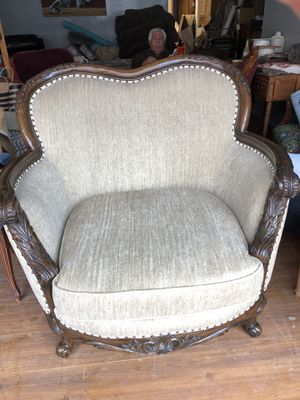 1920 antique chair for Sale in Chicago, IL
