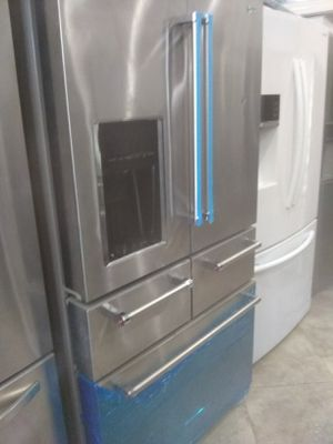 Stainless steel Kitchen-Aid refrigerator for Sale in San Diego, CA