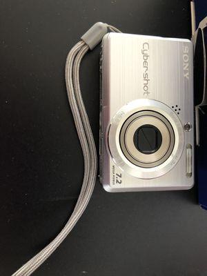 Sony Cybershot S750 Camera for Sale in Denver, CO