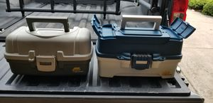 Fishing tackle boxes for Sale in Springfield, VA