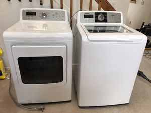 "Washer and dryer ""Samsung"" for Sale in Littleton, CO"