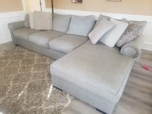 Jeromes custom made sectional 800 obo for Sale in Escondido, CA