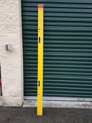 Stabila extendable level 7ft to 12ft for Sale in Everett, WA