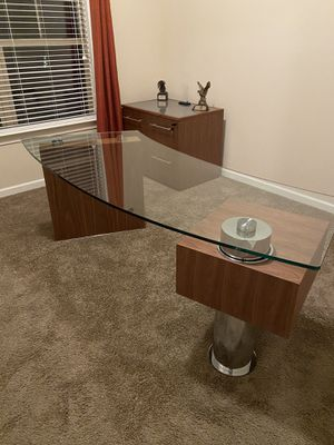 Brand new office set $1700. Just delivered on December 26th. Paid $2400 for Sale in McDonough, GA