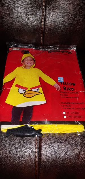 Angry Bird Costume for Sale in Las Vegas, NV