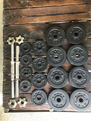Weights for working out for Sale in Los Angeles, CA