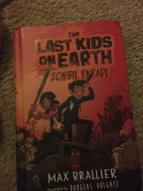 Book( The Last Kids On Earth)