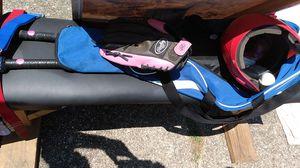 Baseball bag and supplies for Sale in Chesapeake, VA
