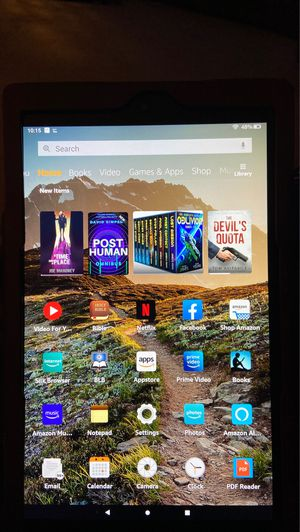 Kindle Fire HD 10 32 GB for Sale in North Bend, WA