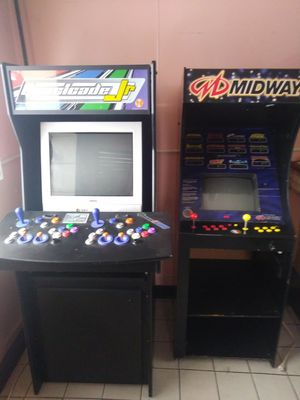 Midway arcade games for Sale in Pittsburgh, PA