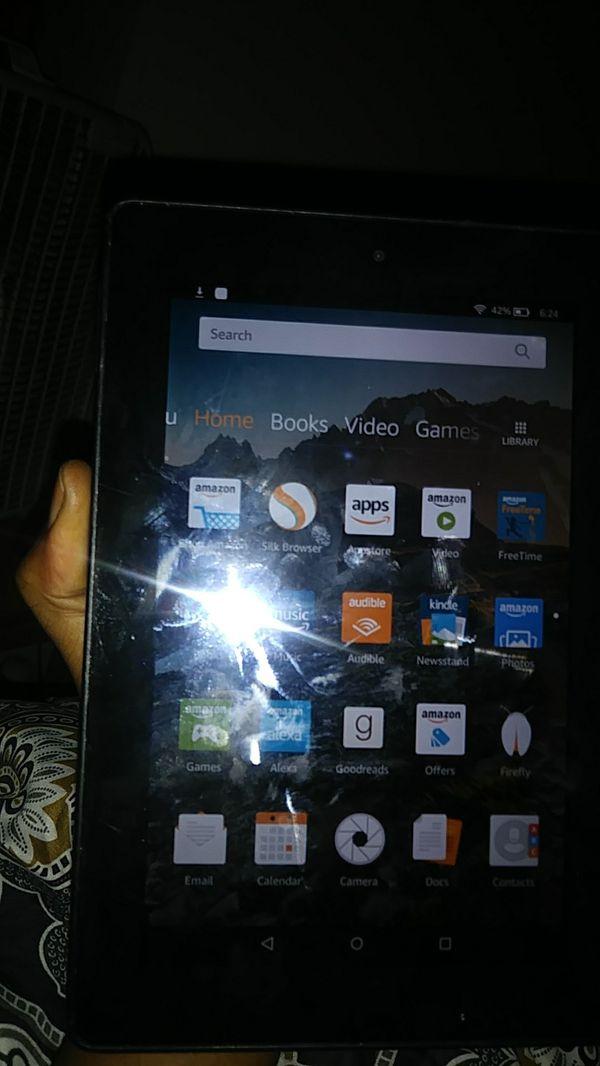 Kindle Fire 5