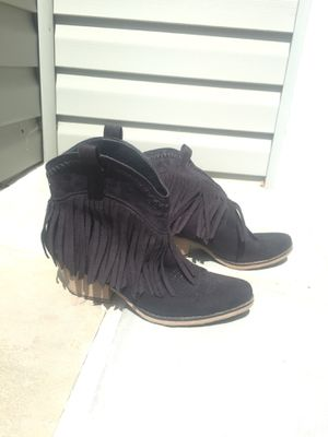 Fringe boots for Sale in Herndon, VA