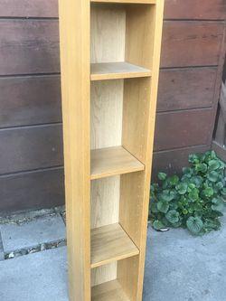 Storage Organizer Mulit purpose wood shelves for Sale in Santa Fe Springs,  CA