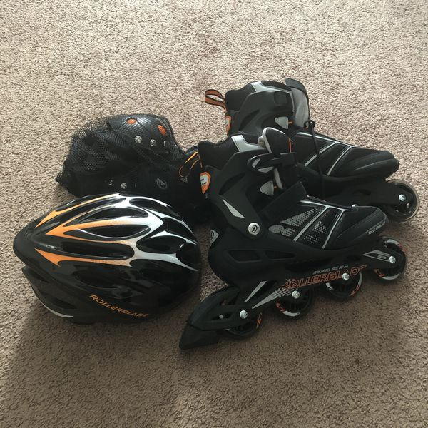 RollerBlade In-line Skates (Practically New - Wore Once) US10