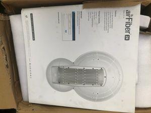 Ubiquiti airFiber 24 PoE wireless bridge 24 GHz 1.4 Gbps for Sale for sale  Roselle, NJ
