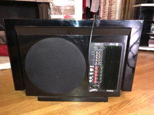 Audio speaker electronic speaker musical for Sale in Stanton, CA