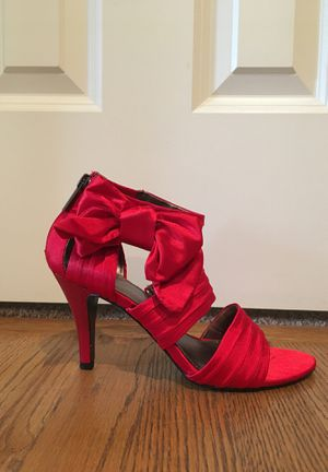 Bandolino Red Heels size 6 for Sale in Rockville, MD