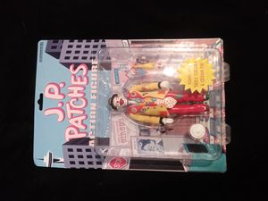 J.P Patches action figure for Sale in Renton, WA
