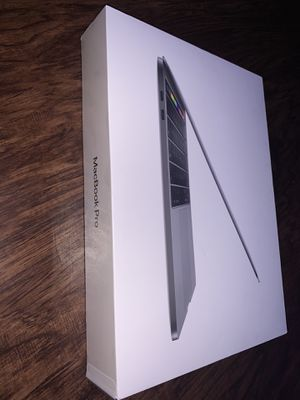 Brand New Sealed 2019 13' MacBook Pro Space Gray 1.4ghz/ 8gb /128gb for Sale in San Antonio, TX