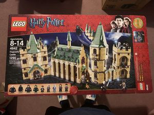 LEGO Harry Potter Hogwarts Castle 4842 for Sale in Houston, TX