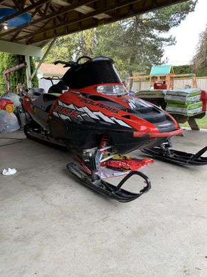 2 snowmobiles for your pleasure for Sale in Granite Falls, WA