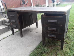 Antique furniture teaches desk for Sale in Louisville, KY
