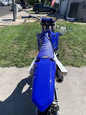 2002 yz250 for Sale in Manteca, CA