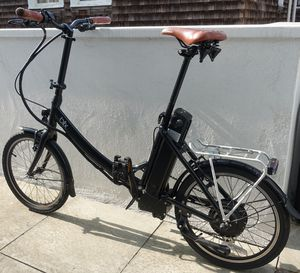 Vika+ Electric Folding Bicycle for Sale in San Francisco, CA