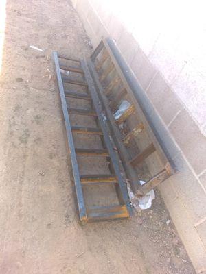 Bobcat Ramps . for Sale in Phoenix, AZ
