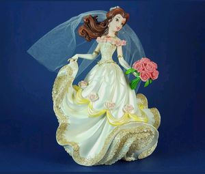 Disney Showcase Princess Belle Wedding Dress Bridal Figurine - Couture de Force for Sale in Pittsburgh, PA