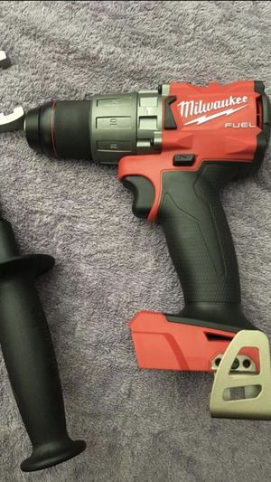 Milwaukee NO BATTERY NO CHARGER M18 FUEL 18-Volt Lithium-Ion Brushless Cordless 1/2 in. Hammer Drill NEW GENERATIO for Sale in Los Angeles, CA