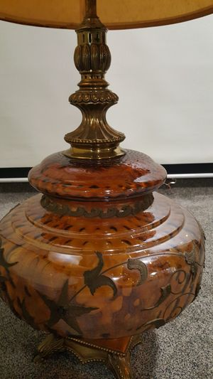 Vintage antique lamp for Sale in Blacklick, OH