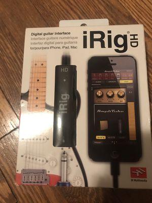 Irig new in box for Sale in Alexandria, VA
