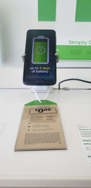 Free Moto G7 when you switch over to Cricket Wireless for Sale in Harrisonburg, VA