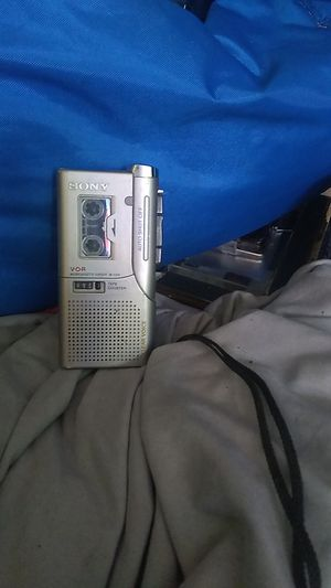 It's a Sony recorder and I don't know if it works for Sale in Oakland Park, FL