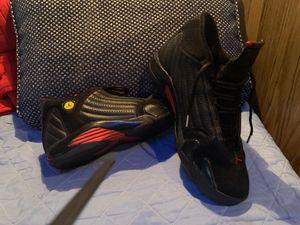 "Air Jordan 14retro ""ferrari "" XIV for Sale in Los Angeles, CA"