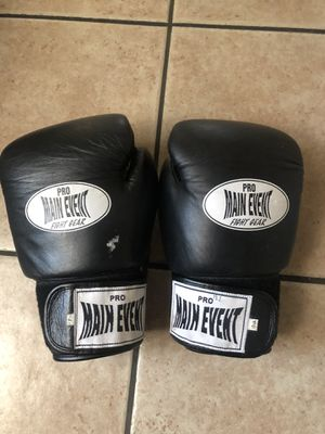 Boxing gloves for Sale in North Las Vegas, NV