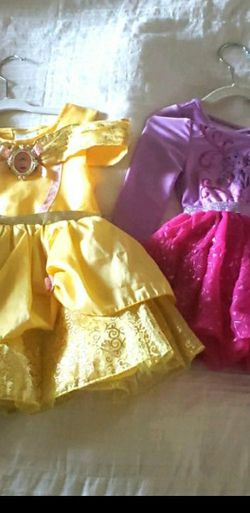 Beauty Belle And Disney Dress Size 18-24 Months for Sale in Jersey City,  NJ