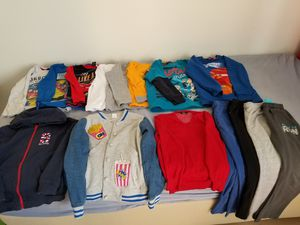 Kids clothes for 7-8 ages (15pieces) for Sale in Arlington, VA