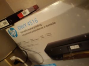 Hp envy 4516 for Sale in Wichita, KS