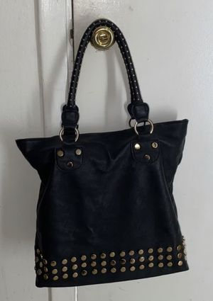 Black and gold purse for Sale in Largo, FL