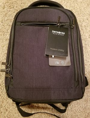 Brand new with tags Samsonite backpack/laptop carrier for Sale in Penndel, PA