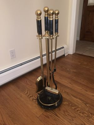Fireplace tools for Sale in Stamford, CT