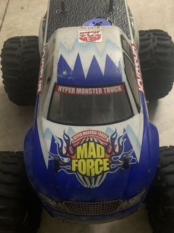 Kyosho Mad Force Nitro Rc Car for Sale in Hollywood,  FL