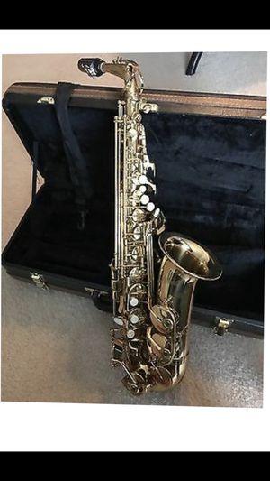 Accent Alto Saxophone W/ Original Hard Case and Strap for Sale in Jonesboro, GA