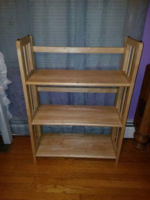 Folding Bookcase for Sale in Fishersville, VA