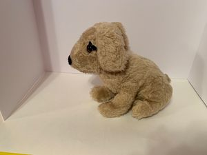 "Stuffed animal Soft furry 10"" tall Dog for Sale in Richmond, VA"