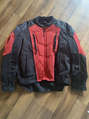 Viking Cycle Mesh Motorcycle Jacket for Sale in Austell, GA